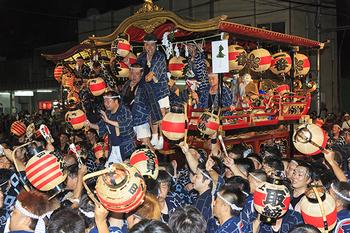 新潟県 新発田祭り4.jpg